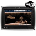 Raymarine a78 / МФД с Wi-Fi и CHIRP эхолотом | Е70203