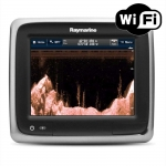 Raymarine a68 / МФД с Wi-Fi и CHIRP эхолотом | Е70201