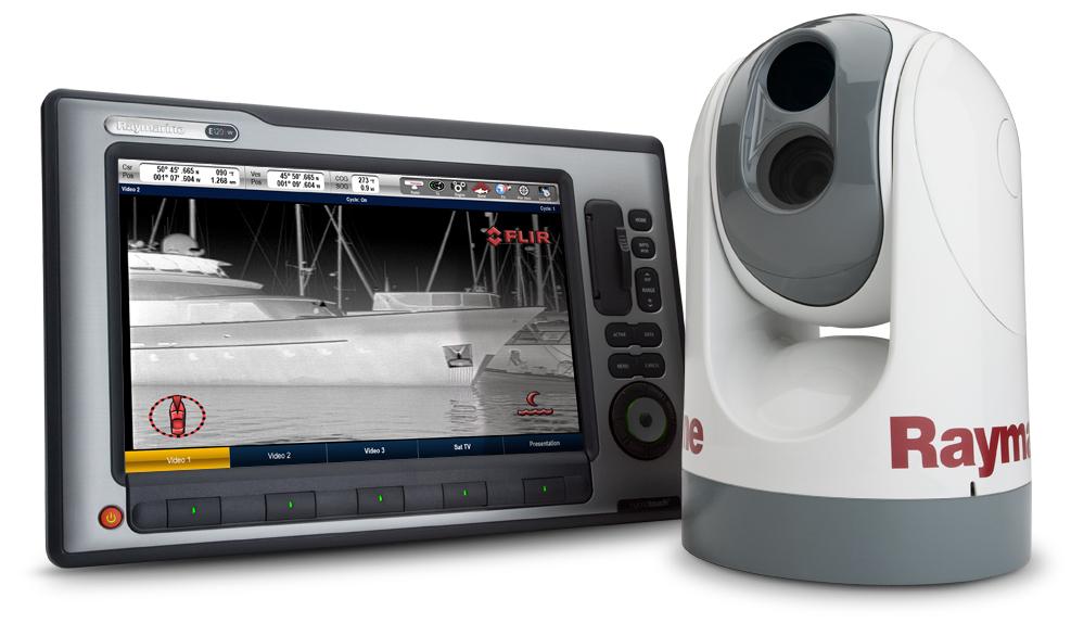 тепловизионная камера raymarine