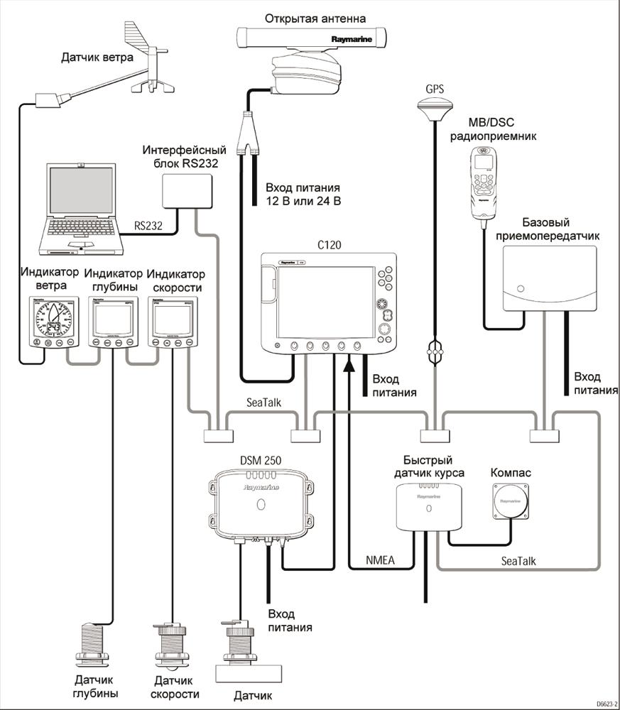 gl7805 схема подключения